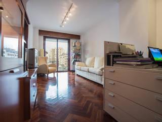 Fotografía inmobiliaria: Salones de estilo  de Irrazábal |studio|