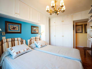 Fotografía inmobiliaria: Dormitorios de estilo  de Irrazábal |studio|
