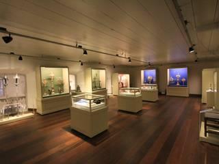 Projeto Revitalização e Conservação dos Espaços Museológicos do Museu da Cidade do Rio Grande Recyklare Projetos de Arquitetura , Restauro & Conservação Museus ecléticos Madeira Branco