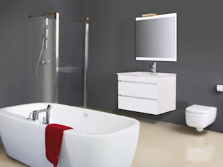 Cuartos de baño completos TODO PARA LA DUCHA Baños de estilo moderno