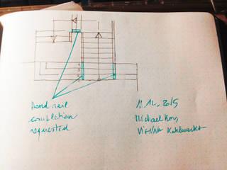 by Vincenzo Maria Gennarini Consulting Engineers Innenarchitektur