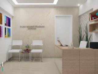 Study/office by Flavia Peixoto Interiores