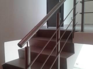 Minimalist corridor, hallway & stairs by Diseño Aplicado Avanzado de Guadalajara Minimalist