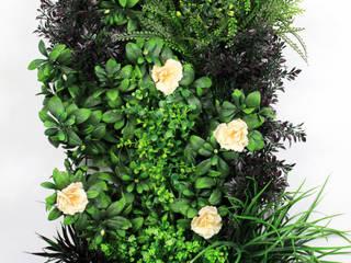 Artificial Greenery Wall For Indoor & Outdoor Landscape Sunwing Industries Ltd JardinClôture & murs Plastique Vert