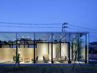 Office of  YES company : 西谷隆建築計画事務所が手掛けたオフィススペース&店です。,