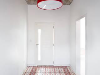 Casa da vista Salas de estar modernas por Atelier Becker Moderno