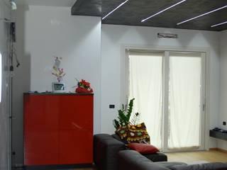 Interior Design: Soggiorno in stile  di Gabriele Bargigli Interior Designer