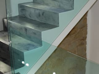 Interior Design: Ingresso & Corridoio in stile  di Gabriele Bargigli Interior Designer