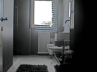 Interior Design: Bagno in stile  di Gabriele Bargigli Interior Designer