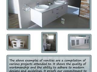 Project 22 Modern bathroom by De ZOLDER Modern