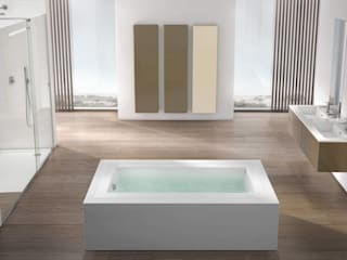 Water Evolution Modern style bathrooms