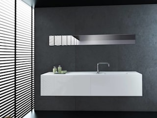 Water Evolution Bagno moderno