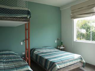 Rustikale Schlafzimmer von malu goni Rustikal