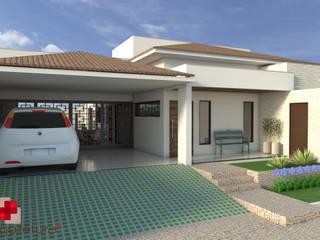 Casa NF: Casas  por Mais Arquitetura 34