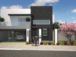 Casa ALC: Casas  por Mais Arquitetura 34
