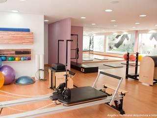 Viva Leve Pilates e Fisioterapia Clínicas modernas por Angelica Hoffmann Arquitetura e Interiores Moderno