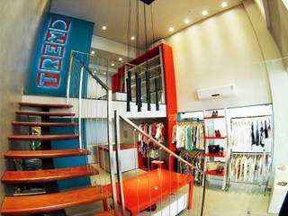 Loja Trend: Lojas e imóveis comerciais  por Mais Arquitetura 34