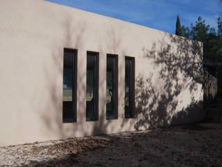 Maison Moulin : Maisons de style  par Jean-Marc Achy Architecte DPLG,