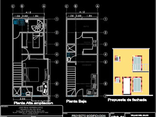 ProyectaIngenieriaMX Modern Houses