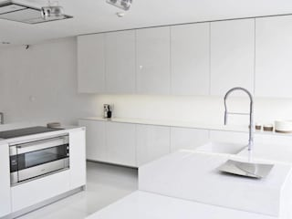 Water Evolution Modern kitchen