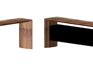 By CA Dining roomDressers & sideboards MDF Black
