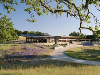 Häuser von Feldman Architecture