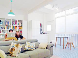 Can Coffee 01: Salones de estilo  de re-BCN | reformas BARCELONA | Oficina de Arquitectura