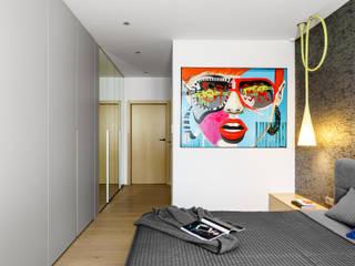 Anna Maria Sokołowska Architektura Wnętrz Chambre minimaliste
