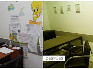 CONSULTORIO PEDIATRICO de MCB Arquitectura - Diseño de interiores