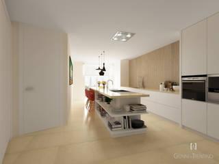 2014 ALCUZCUZ: Cocinas de estilo  de horasDluz Studio