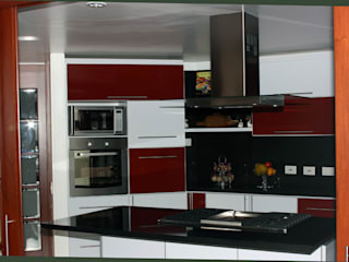 Modern Kitchen by bdlconceptstudio Modern
