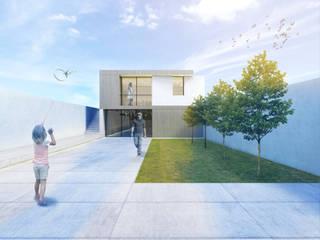 Casa Forjães: Casas  por Tsou Arquitectos