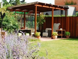 Jardin unifamiliar Jardines de estilo mediterráneo de Botania Jardineria Mediterráneo