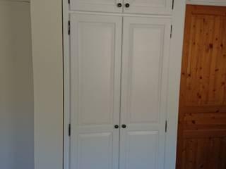 Armoire de chambre - sur mesure par MRjohnnyBRICO Toulon Moderne