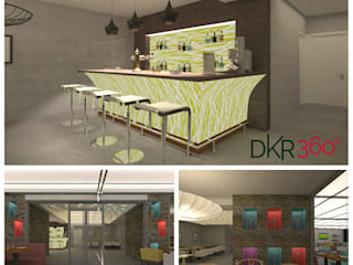 Mefe Grup / DKR 360 İnş . Taahüt Ltd. Şti. – Beylikdüzü Ofis Restorant Dekorasyonu , Ofis Restorant Tadilatı ve Çizimleri (Temmuz 2016):  tarz Mutfak