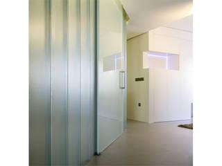 Entrada: Pasillos y vestíbulos de estilo  de AF-ARQUITECTOS