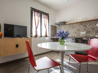 Salas de jantar modernas por BAABdesign Moderno