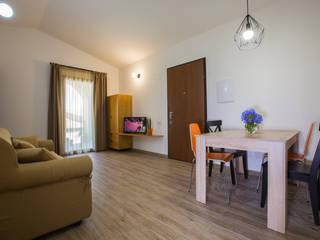 Salas de estar modernas por BAABdesign Moderno
