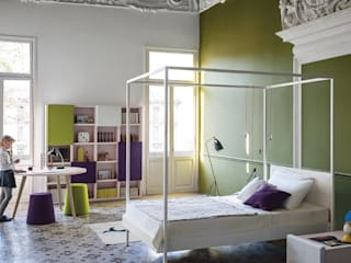 Girl`s Bedroom with Canopy: modern  by Moho Store, Modern