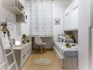 Habitaciones para niños de estilo moderno de MOBLES TATAT Moderno