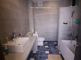 浴室:  浴室 by 協億室內設計有限公司