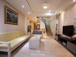 台南南區 吳公館 根據 協億室內設計有限公司 鄉村風