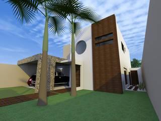 Projeto de Sobrado : Casas  por Arquitetura Pronta,Eclético