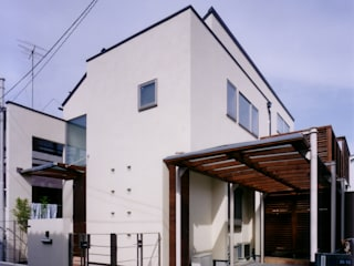 豊田空間デザイン室 一級建築士事務所 Будинки Білий