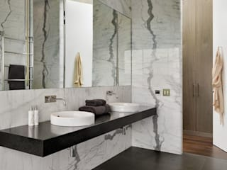No Place Like Home ® Salle de bain moderne