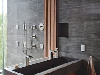 Bathroom Design No Place Like Home ® Casas de banho modernas