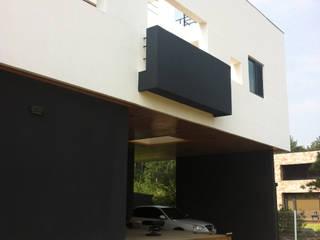 청유재: 디자인랩 소소 건축사사무소의  주택