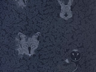 FOREST Midnight Wallpaper 10m Roll Hevensent CasaAccessori & Decorazioni