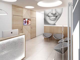 Clinics by STUDIO 180°, Modern