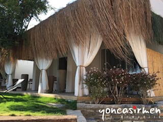 Yonca Sirmen İç Mimarlık – Moon Beach Club & Hotel:  tarz